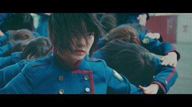 欅坂46 『不協和音』MV スクリーンショット 4