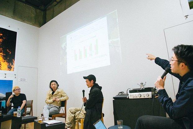 「unBORDE」鈴木竜馬x「OMAKE CLUB」TSUBAMEx「lute」五十嵐弘彦が登壇「音楽レーベルの未来」について