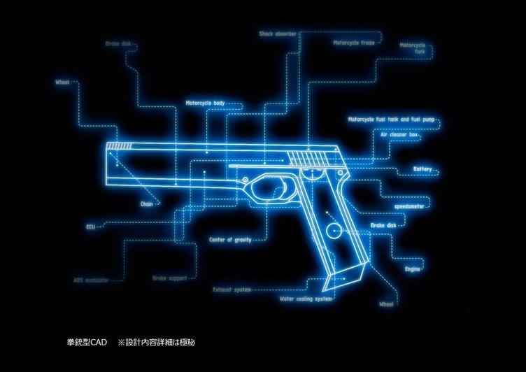 「魔法力」を測定する拳銃型デバイスをソニーが開発! 『魔法科高校の劣等生』実現か