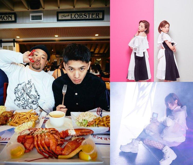 篠崎愛、C.O.S.A. × KID FRESINO、TORIENAも! ハイパーポップ祭典「グレイトフル・ポップ」