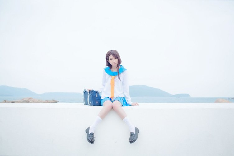 【世界のコスプレイヤー】「透明感」は彼女のための言葉…香港から届いた小榛さんがピュアかわいい