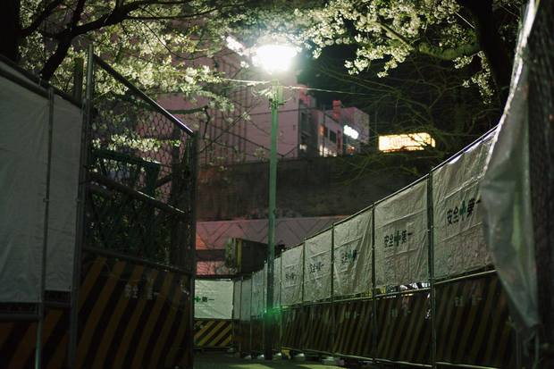 閉鎖された宮下公園2