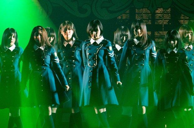 「欅坂46 デビュー1周年記念ライブ」写真4