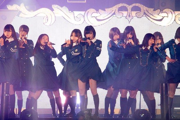「欅坂46 デビュー1周年記念ライブ」写真3