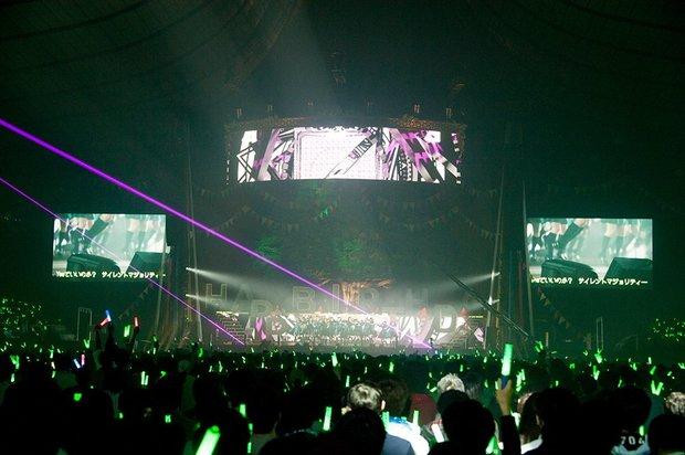 「欅坂46 デビュー1周年記念ライブ」写真2