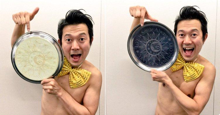 【動画あり】夕方で大丈夫?! R-1覇者のアキラ100%、LiSAのテレビCMでも全裸