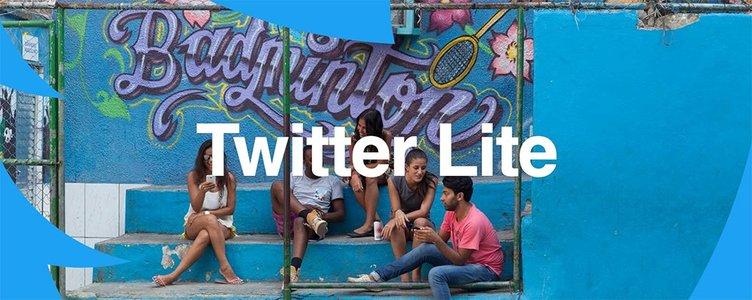軽量版「Twitter Lite」登場 通信速度が制限された時に便利!
