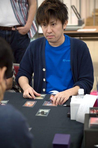 市川ユウキさん_対戦中は怖い顔をすることで有名