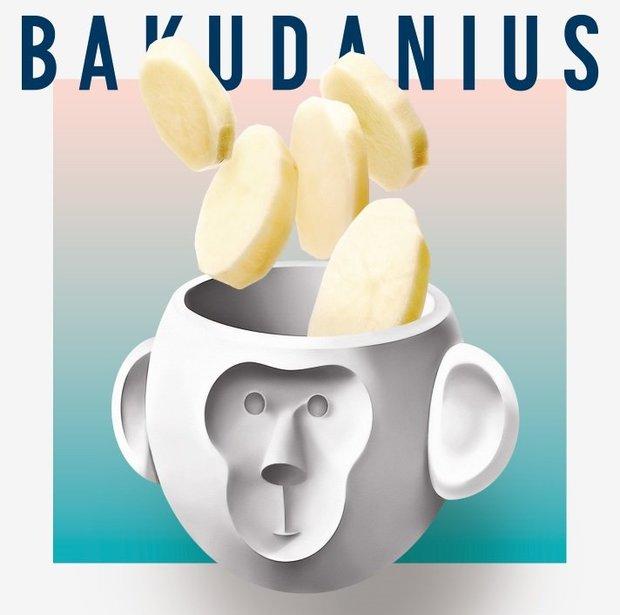 『BAKUDANIUS』ジャケット