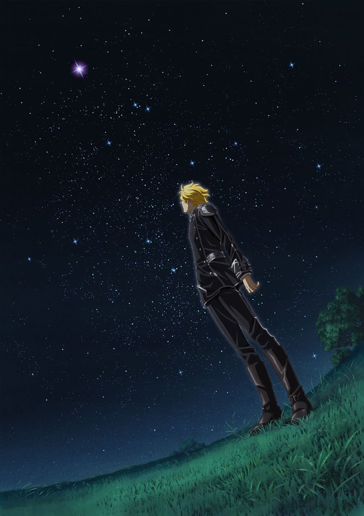 Production I.G版『銀河英雄伝説』本格始動 キャスト/スタッフはイベントで発表