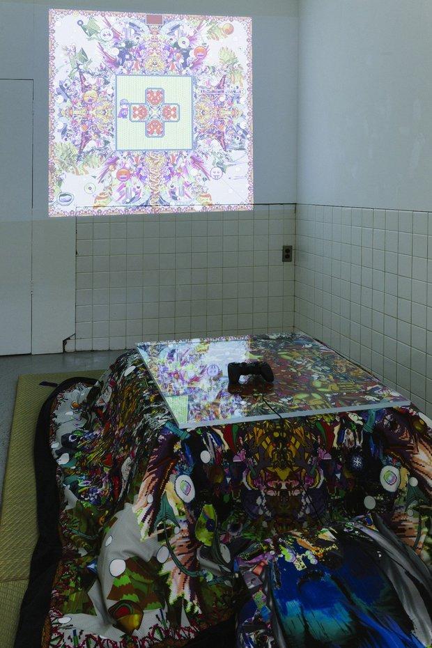 たかくらかずき×梅沢和木2人展「卍エターナル・ポータル卍 輪廻MIX」@mograg gallery