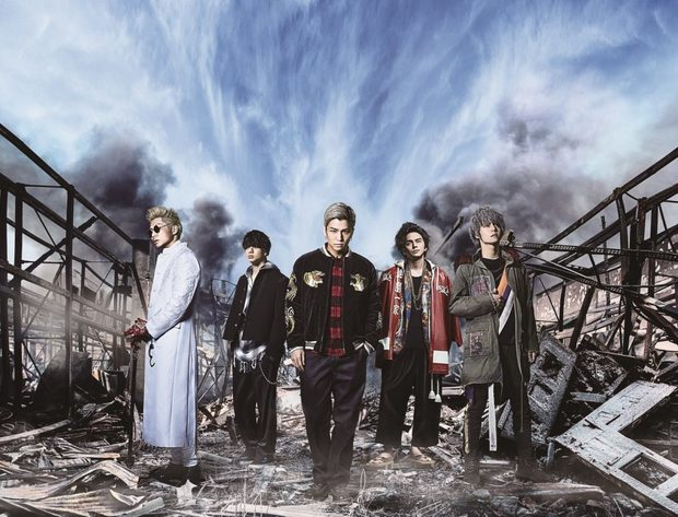 『HiGH&LOW THE MOVIE 2 / END OF SKY』
