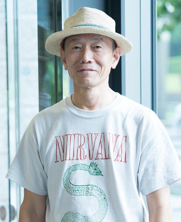 現代美術家の椿昇さん