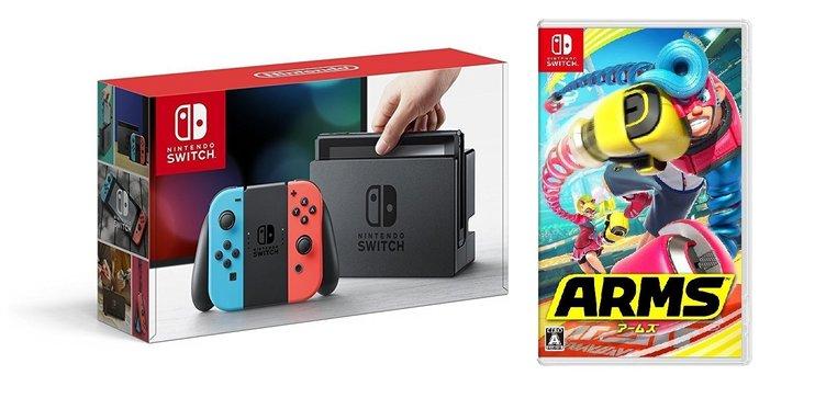 「Prime Now」が鯖落ち! Nintendo SwitchとARMSをAmazonでゲットしようと奮闘した結果…