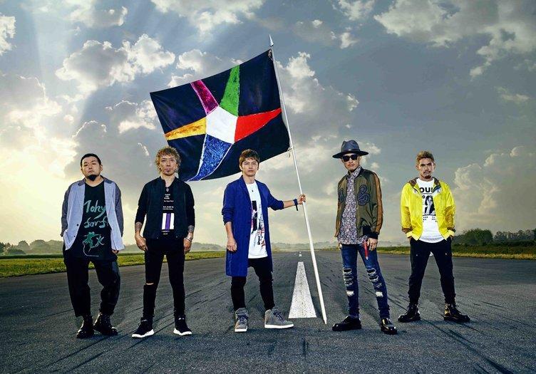 FLOW名曲「GO」新MV! ナルト、ギアス、エウレカから声優11名参加の豪華映像