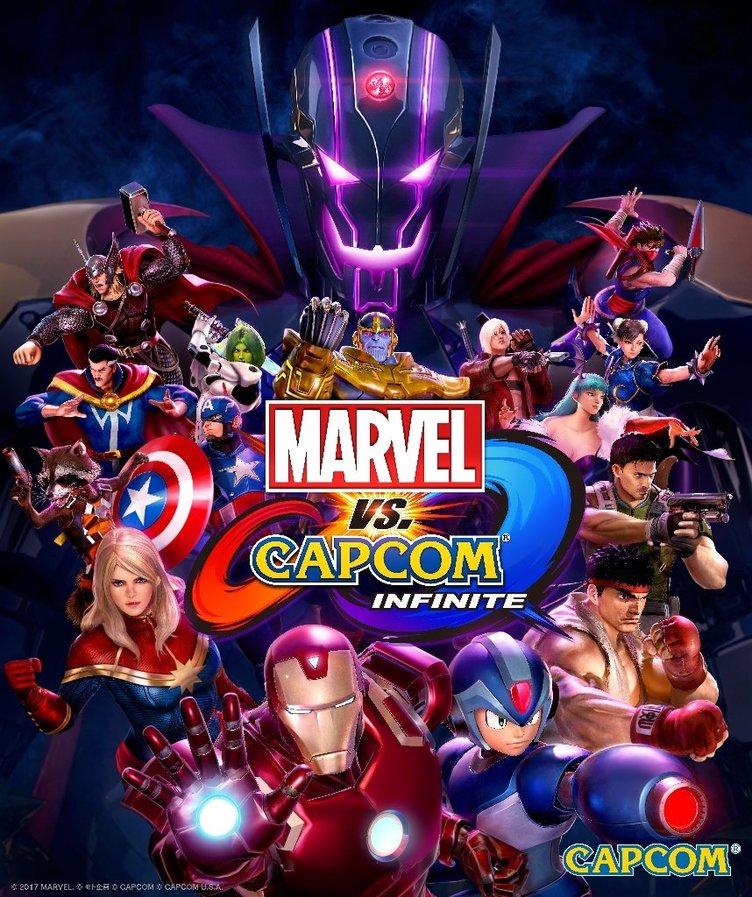 『マーベル VS. カプコン』新作が9月発売! ドクター・ストレンジも参戦