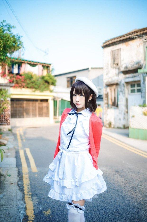 Yuimeowさん/『冴えない彼女の育てかた』加藤恵
