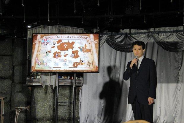 ONE PIECE記者発表会