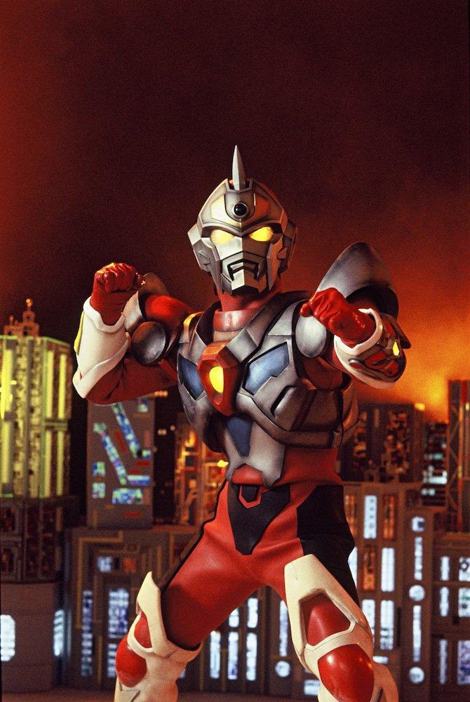 『電光超人グリッドマン』初Blu-ray化 時代の先を行き過ぎた特撮の名作