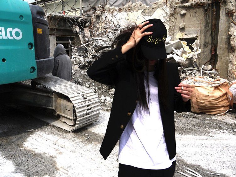 MCバトルの異才 ハハノシキュウ 生演奏/完全即興でアルバム2枚同時発売