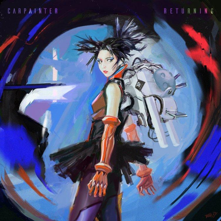 Carpainter、アルバム『Returning』CD発売 最新ライブセットの集大成