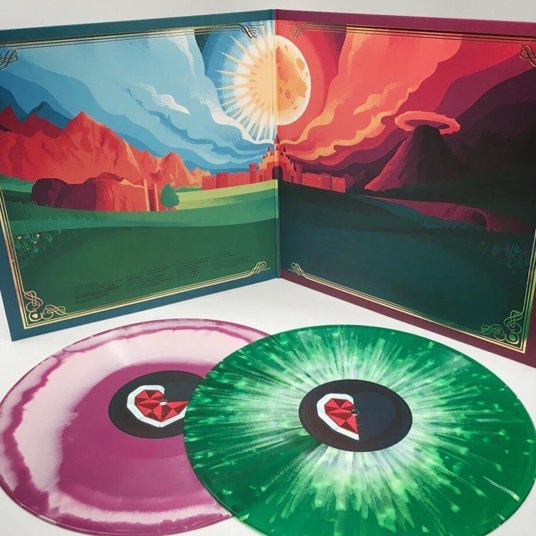 フルオーケストラ『ゼルダの伝説 時のオカリナ』LPが国内でも入手可能に