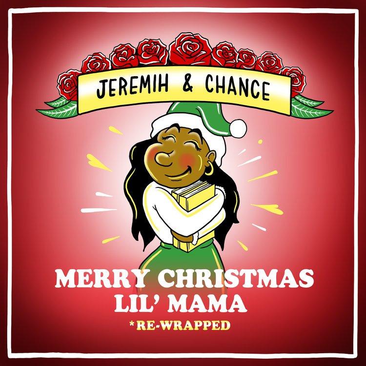 Chance the Rapper × Jeremih、クリスマスを彩るミックステープ発表