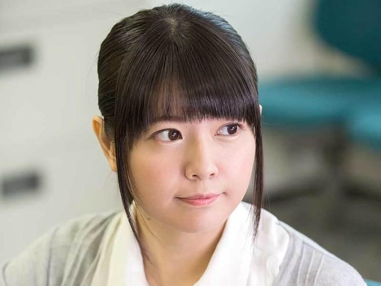 竹達彩奈さん、ドラマ初出演に緊張…食べてる姿が微笑ましい