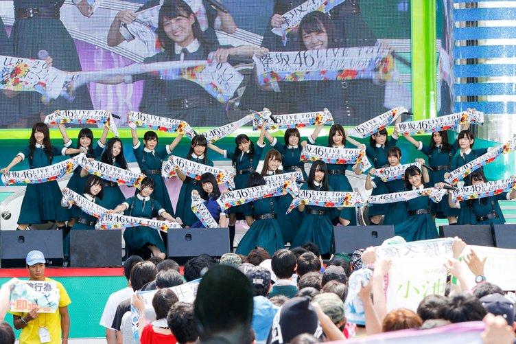欅坂46、6thシングルが発売決定 デビューから止まらぬ勢い
