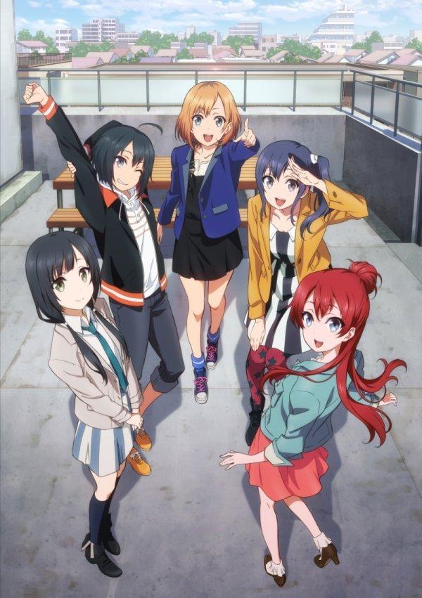 アニメ『SHIROBAKO』2期くる? イベント決定で膨らむ期待🍩 - KAI-YOU.net