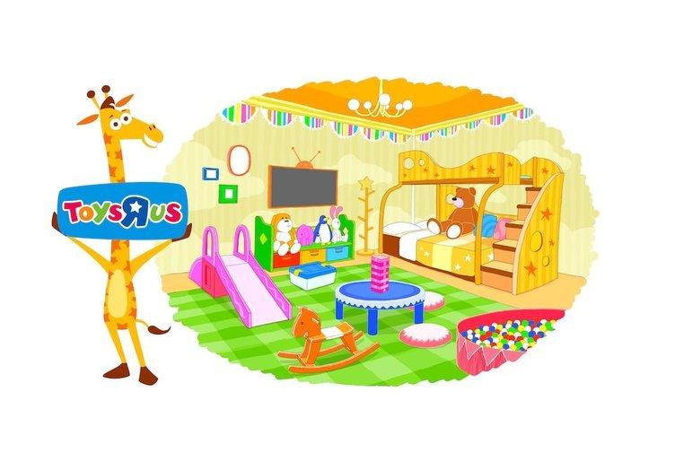 トイザらスに1泊して10万円のおもちゃで遊び放題! 前代未聞のキャンペーン