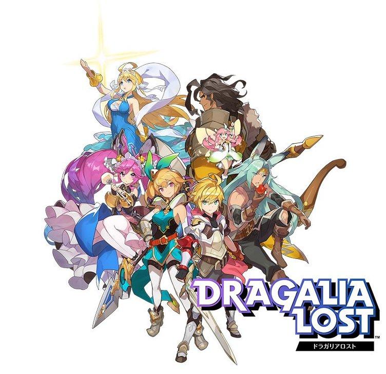 任天堂×Cygames『ドラガリアロスト』夏配信 グローバル市場へ