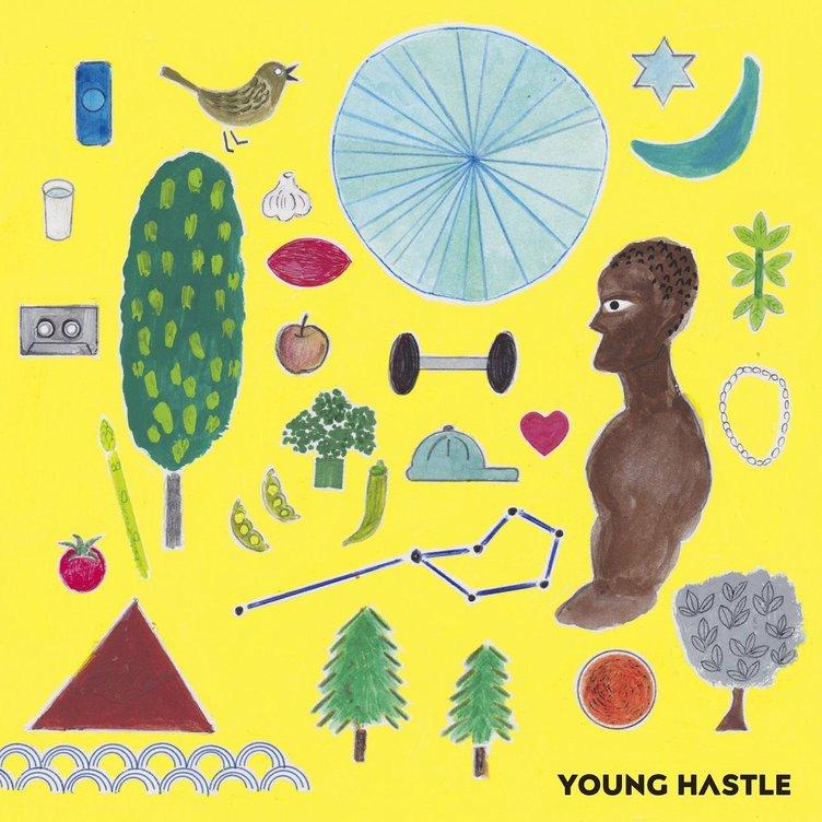 肉体美ラッパー Young Hastleのニューアルバム t-Ace、SHOも参加