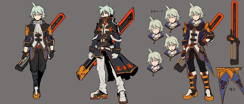 『グラスマ』キャラクター
