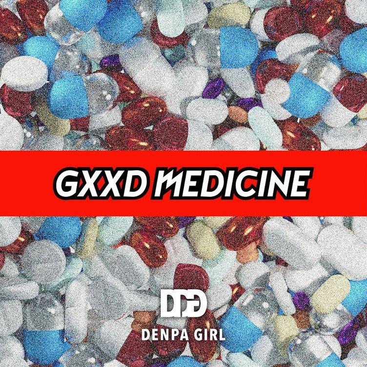 電波少女、新曲「GXXD MEDICINE」を6月にリリース