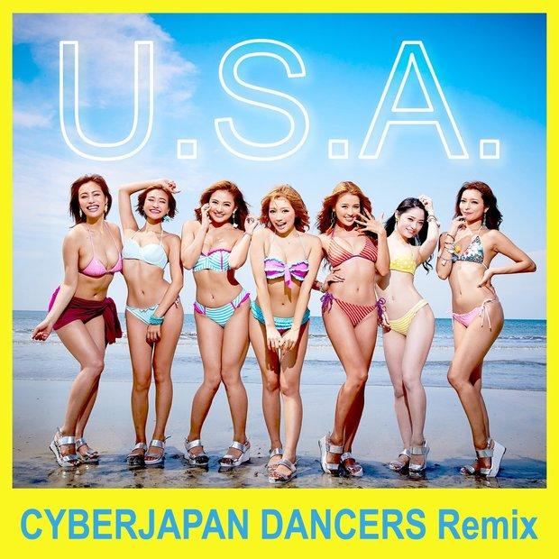 CYBERJAPAN DANCERS「U.S.A.」