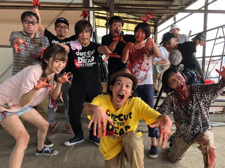 『カメラを止めるな!』スピンオフ的短編 いとうせいこう、NGT48中井りか出演
