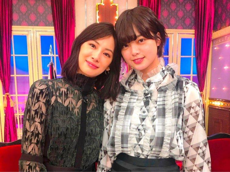 欅坂46 平手友梨奈「しゃべくり」登場 北川景子と縄跳び、怪奇現象を告白