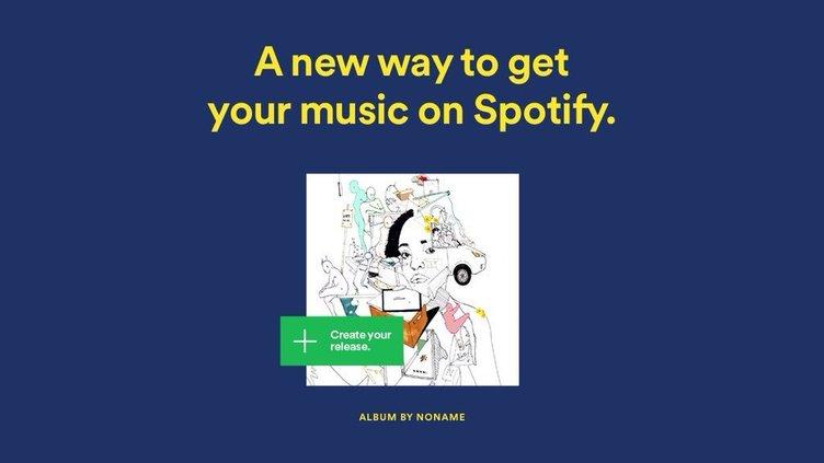 Spotify、独立系アーティストが直接楽曲をアップできる新機能を発表