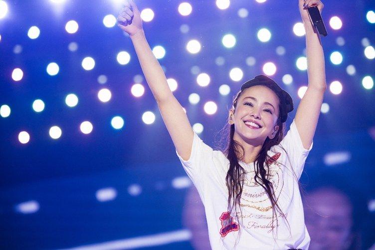 引退の安室奈美恵、25年の感謝つづる「皆さんの心に寄り添える歌手でいられたなら」