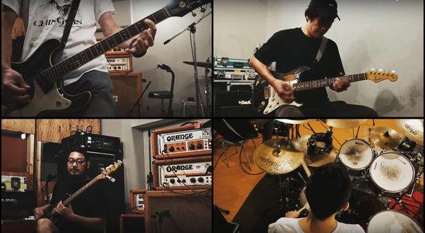 画像は「【Special Session】the band apart「Eric.W」:ギター・マガジン2018年11月号」より