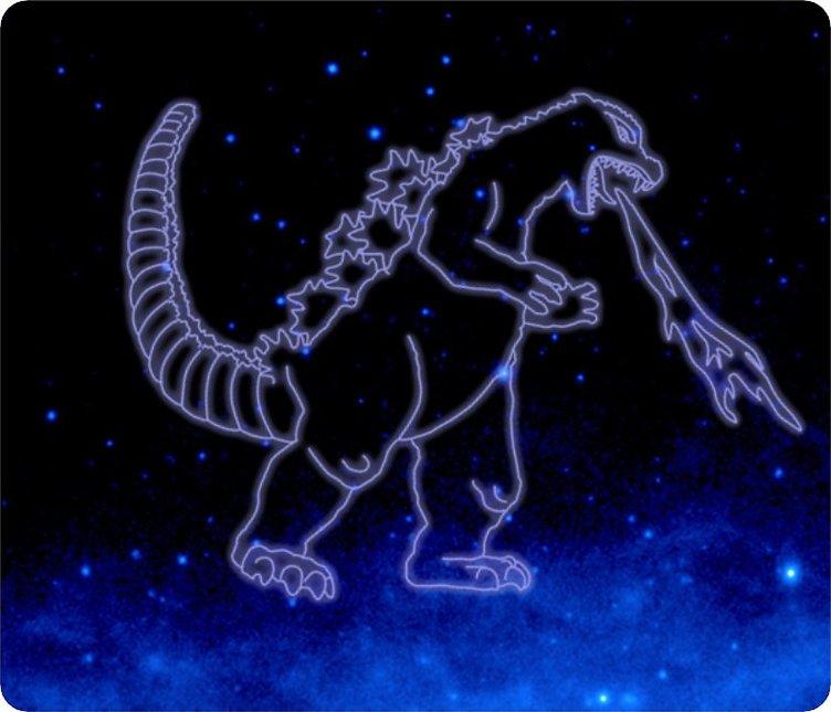 ゴジラお前、星になったのか… NASA「ゴジラの放射熱線に似てるから」認定
