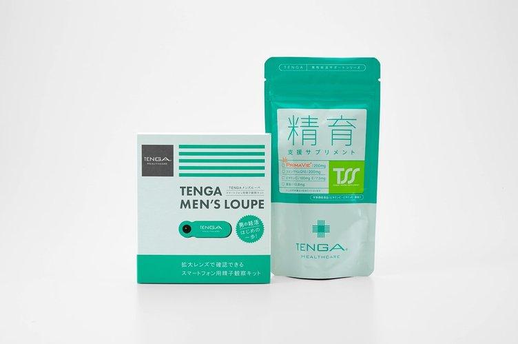 アゲていこう精子力 TENGAがヒマラヤ山脈由来の「精育サプリ」発売