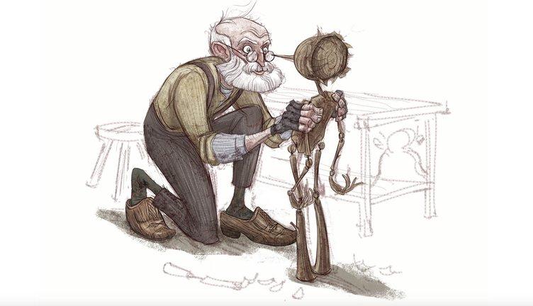 奇才ギレルモ・デル・トロ監督の悲願、アニメ「ピノキオ」がNetflixで実現
