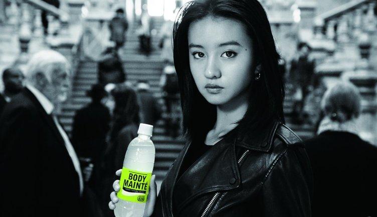木村拓哉の娘 Kōki,が初のテレビCM 世界レベルの夢に大塚製薬が共感