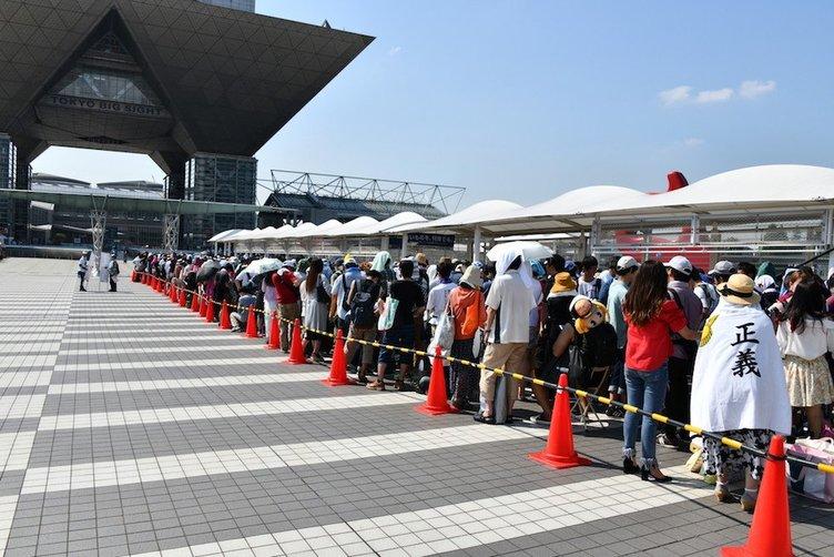コミケ有料化を検討 東京五輪の影響で4日間開催の経費増加が背景