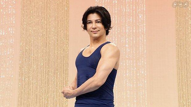「みんなで筋肉体操」での武田真治