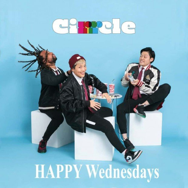 HAPPY Wednesdays カバーアート Spotify copy
