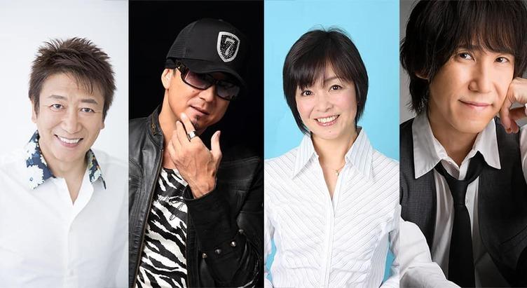 「声優紅白」出演者第2弾 紅組は日髙のり子、白組は井上和彦や平川大輔ら