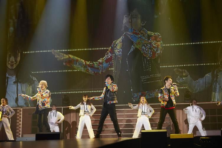 香取「アイドルは最高に気持ちいい」 新しい地図、初のファンミーティングを開催